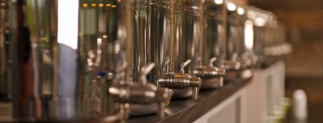 South Delta's premier Olive Oil and Balsamic Vinegar tasting room